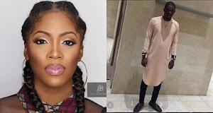 Tiwa Savage Mourns Late DJ Olu Abiodun