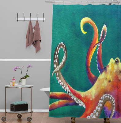 Octopus-Shower-Curtain-Ikea