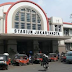 Sejarah Berdirinya Stasiun Jakarta Kota, Kawasan Kota Tua Batavia