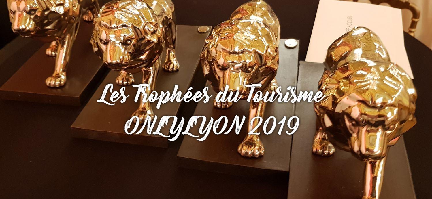 Trophées du Tourisme Only Lyon 2019