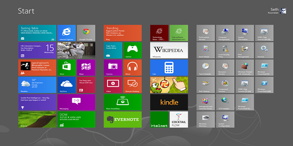 Riset Password Windows 8
