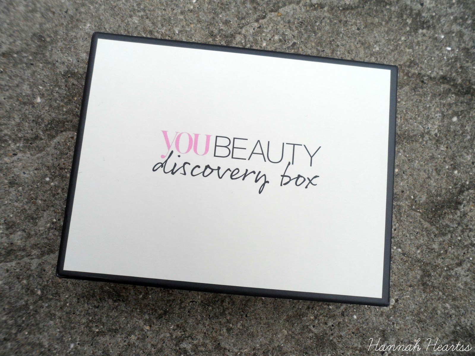 You Beauty Discovery Box July 2014