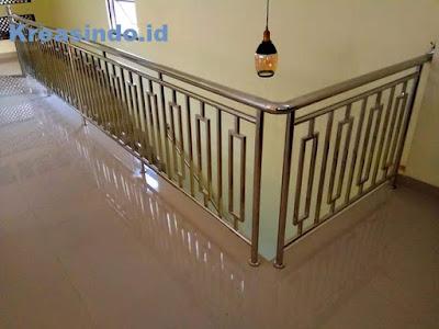Keuntungan Menggunakan Railing Balkon Stainless Minimalis