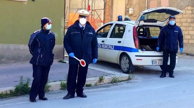 Coronavirus, due empedoclini sanzionati a Siculiana per aver violato norme anti contagio