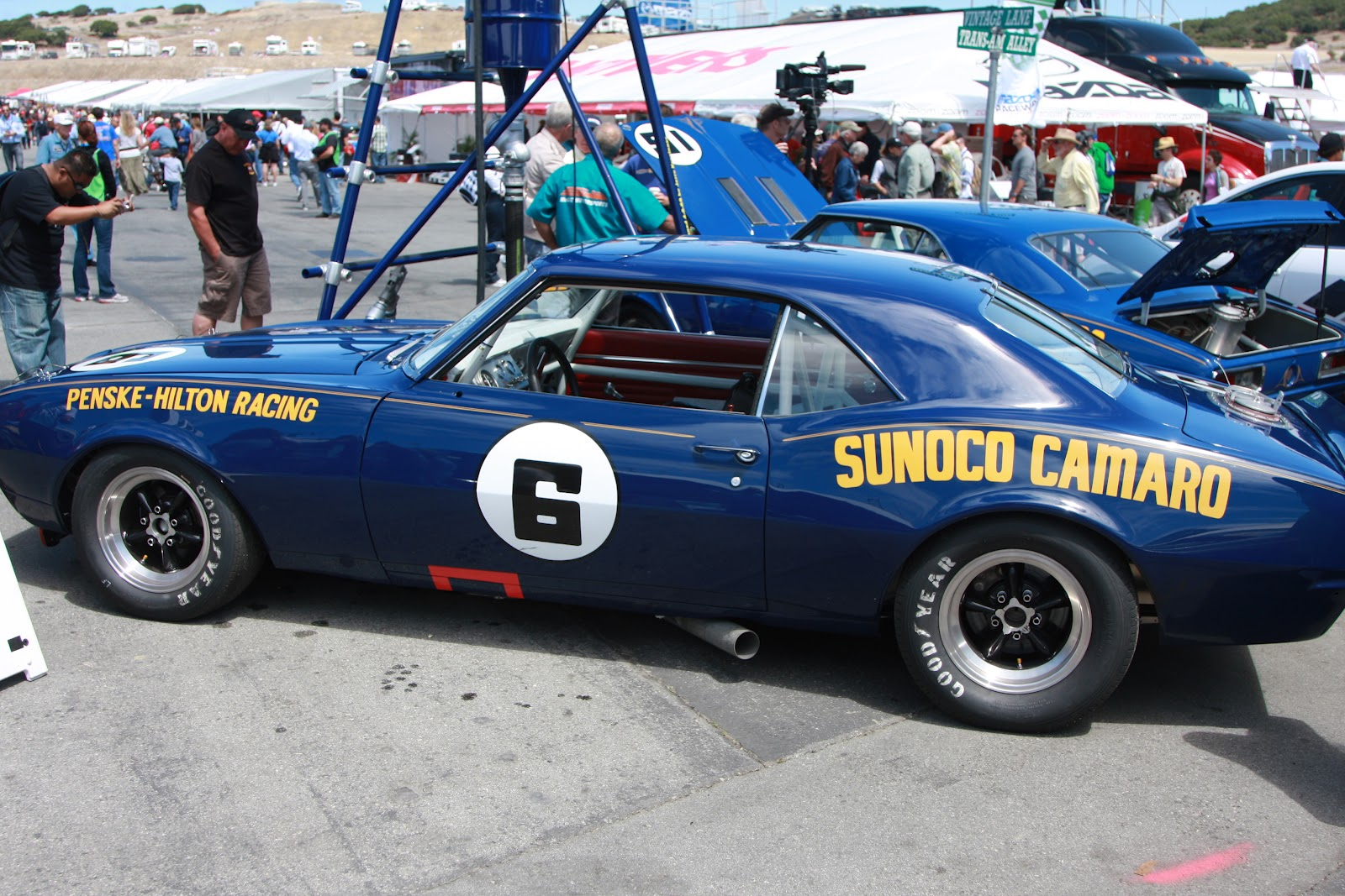 after winning the manufacturers trophy in 1966 1967 the ford team had some stronger competition for 1968 chevrolet was about to get involved in a very  [ 1600 x 1067 Pixel ]