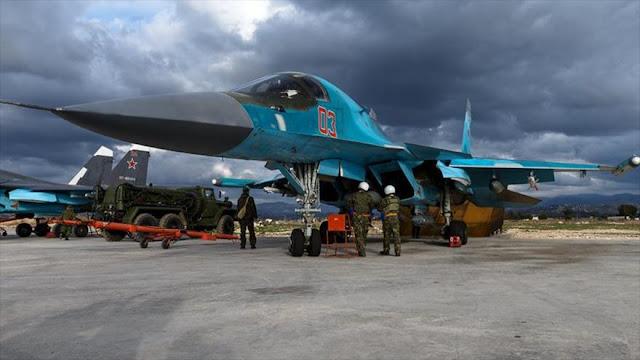 Putin dice que aumentará la capacidad militar del Ejército sirio
