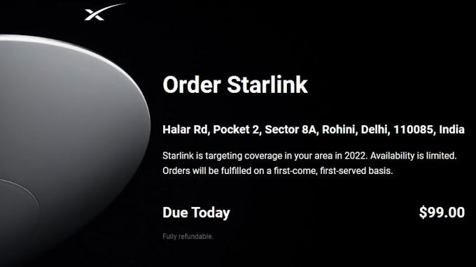 स्टारलिंक इंटरनेट क्या है   What is starlink internet