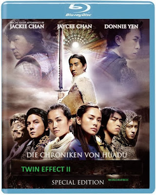 The Twins Effect II (2004) 480p 400MB Blu-Ray Hindi Dubbed MKV