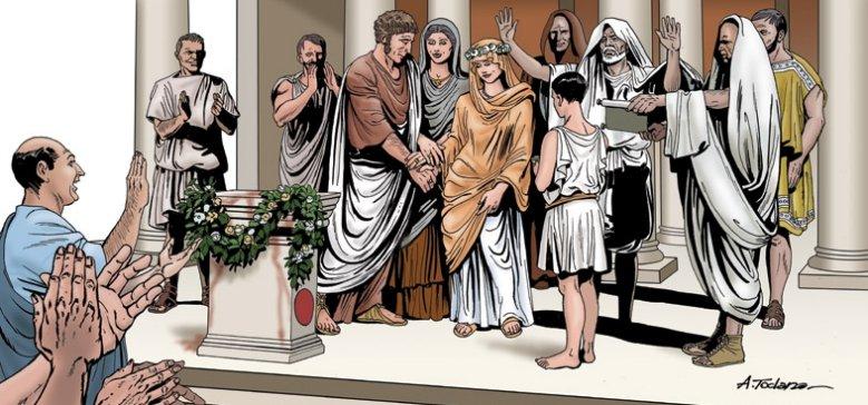 Matrimonio Romano Requisitos : Matrimonio romano normas jurídicas