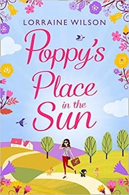 French Village Diaries #LazySundayinFrance author Lorraine Wilson Poppy's Place in the Sun