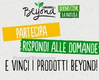 Logo Purina Beyond : vinci gratis prodotti per cani e gatto ( 300 cani e 300 gatto)