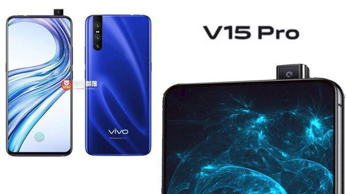 Vivo V15 Pro, Review Spesifikasi Smartphone Pop-up Camera 32 MP