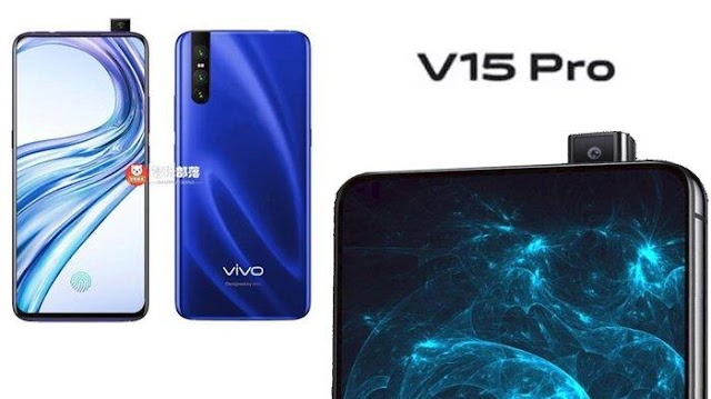 Vivo V15 Pro, Review Spesifikasi Smartphone Pop-up Camera 32 MP