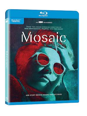 Mosaic Blu Ray