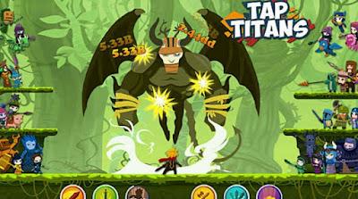 Download Tap Titans 2 Heroes Attack Titan