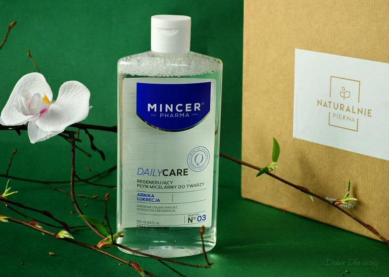 Mincer Pharma Daily Care Regenerujący płyn micelarny do twarzy