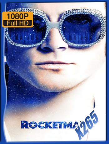 Rocketman [2019] 1080P Latino [X265] [ChrisHD]
