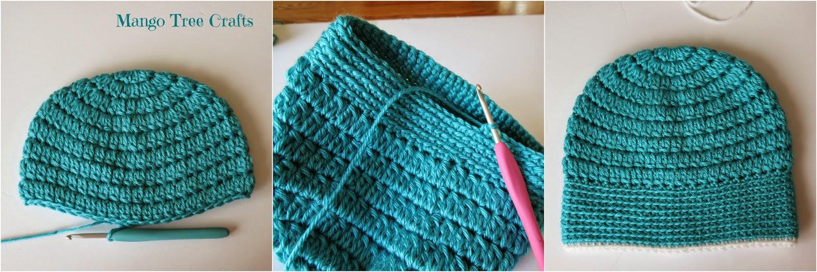Free Crochet Hat Patterns From Frozen : Mango Tree Crafts: Ice Queen Crochet Hat Pattern