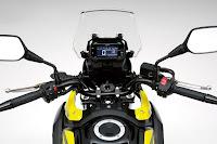 Suzuki V-Strom 250 (2017) Instruments