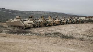 """تركيا تعزز نقاط المراقبة في إدلب بقوات """"الكوماندوز"""" (فيديو)"""