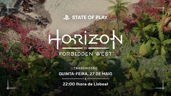 Assiste hoje ao State of Play dedicado a Horizon Forbidden West