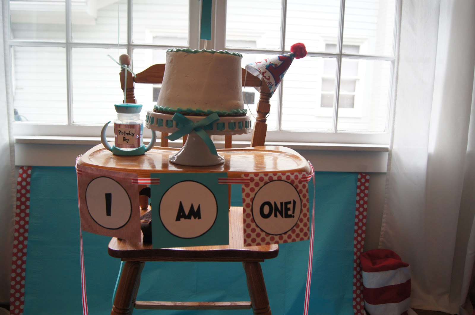 The Humble Abode Dr Seuss 1st Birthday Bash