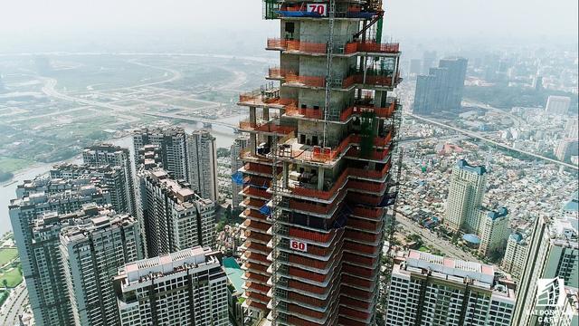 Tòa tháp cao nhất Việt Nam