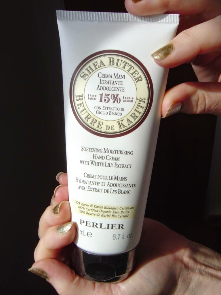 Perlier's Shea Butter White Lily Hand Cream.jpeg