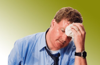 Home Remedies to tackle Excessive Sweating