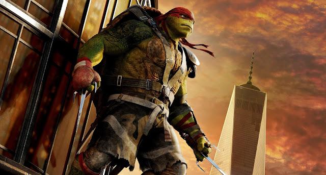 As Tartarugas Ninja 2 | Cenas inéditas no comercial estendido + Bepo e Rocksteady ganham seus cartazes