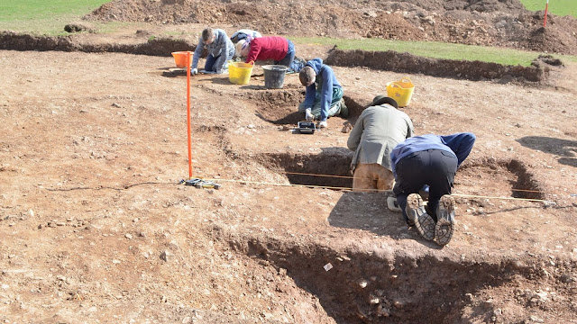 Ancient human remains unearthed in SW England