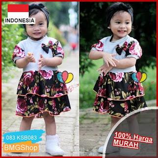 KSB083 Dress Emma Lengan Size 1 BMGShop