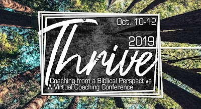 Thrive | Coaching from a Biblical Perspective | A Virtual Coaching Conference