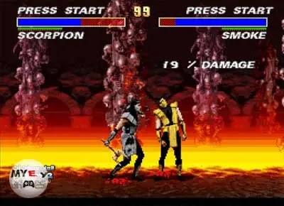 شرح تحميل لعبة مورتال كومبات 3 Mortal Kombat للكمبيوتر