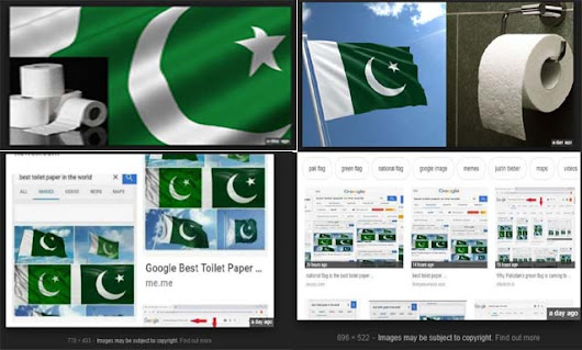 Pulwama attack: Google searches 'hijacked' to link Pakistan flag to toilet paper - BIHAR INFO