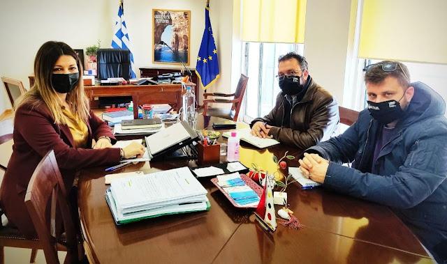 Δήμος Επιδαύρου: Ο Τάσος Χρόνης προωθεί την δημιουργία Σχολής Ξεναγών