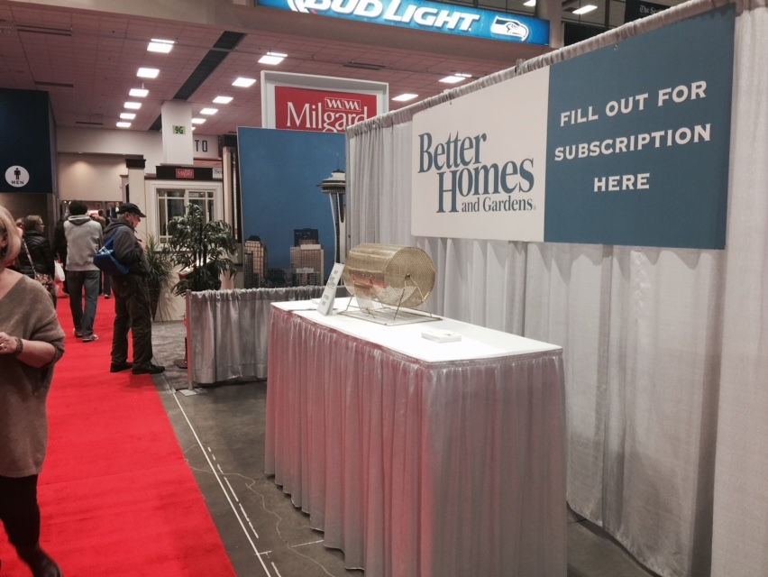Seattle Home Show Complimentary Subscription Of Better