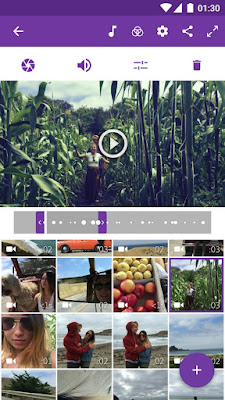Adobe Premiere Clip video editor app released for Android