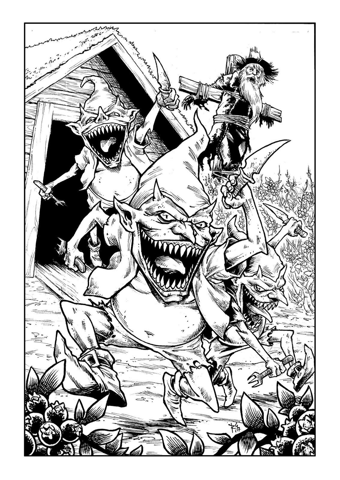 """Refonte de """"L'Anneau des Serpents de Feu"""" - Page 3 EA-1dWbXUAAiPOt"""