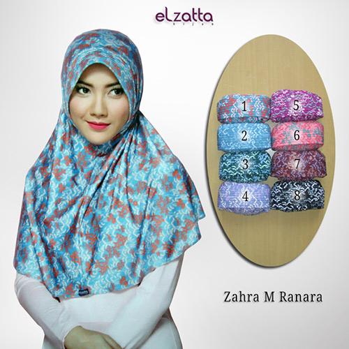 Kerudung Cantik Modern | Elzatta Zahra M Ranara