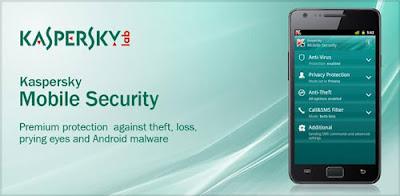 KASPERSKY MOBILE SECURITY 9.10.118 APK