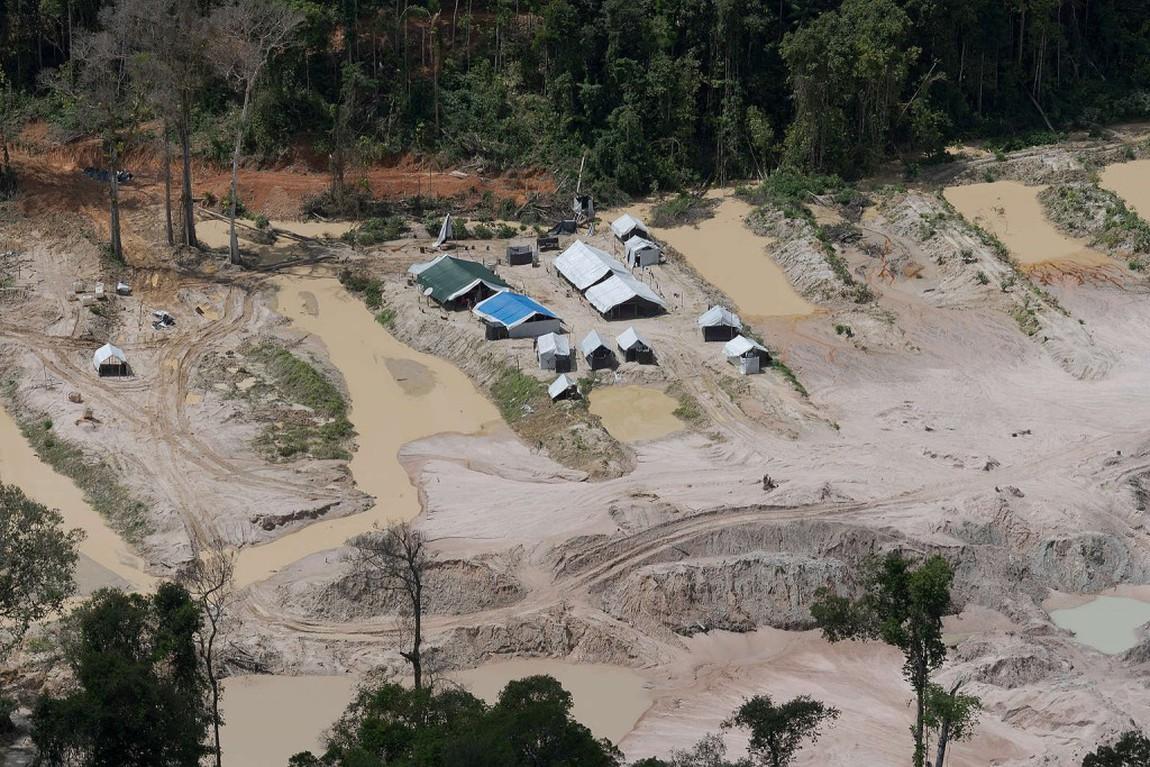 Processo do MPF na Justiça pede suspensão de licença para extração de ouro em Itaituba