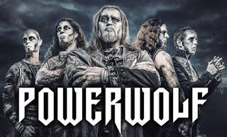 Photo des membres de Powerwolf