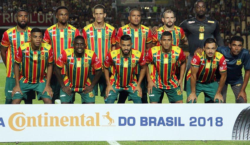 Sampaio Corrêa terá oponente de Série A nas quartas da Copa do Nordeste 2018