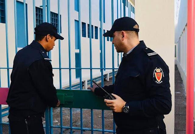 مندوبية السجون تؤكد عدم تسجيل إصابات جديدة بفيروس كورونا في صفوف الموظفين أو النزلاء في 74 مؤسسة سجنية✍️👇👇👇