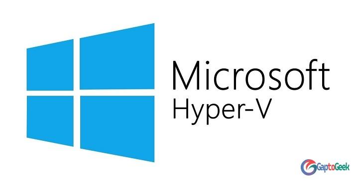 Cara Mudah Mengaktifkan Fitur Hyper-V di Windows 10 Pro