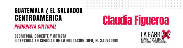 información escritora Claudia Figueroa Oberlín