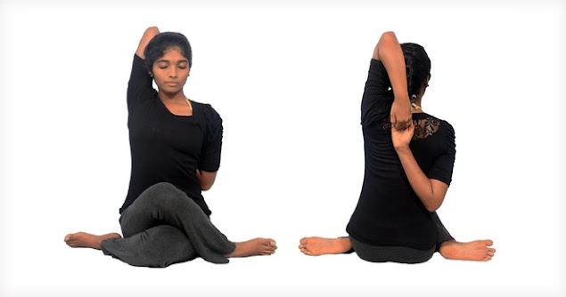 Ngăn ngừa đau mỏi vai gáy với bài tập vai
