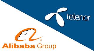 alipay telenor, easypaisa and alipay services, alibaba.com