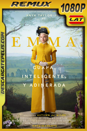 Emma (2020) 1080p BDRemux Latino – Ingles